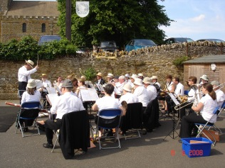 2008, Brixworth Church Fete.