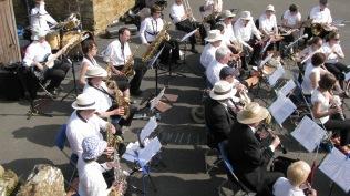 2008, Brixworth Church Fete.